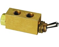Toggle 2-Position Poppet Valve - MJTV Series
