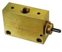 Stem Spool Valve - MJV Series