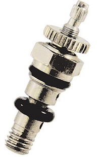3° Cartridge Needle Valve Knurled Knob