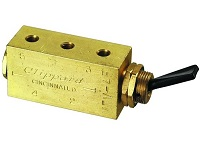 Toggle Spool Valve - MTV Series