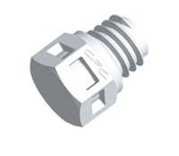 Threaded Plug - MP Sereis