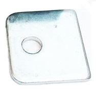 Single Bolt Cover Plate - Type DP