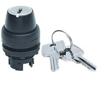 Clippard Key Twist 90° Maintained