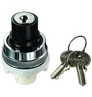 Clippard Push Key Push Button 30mm