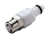 In-Line Ferruleless Polytube Fitting, PTF - PMC Series
