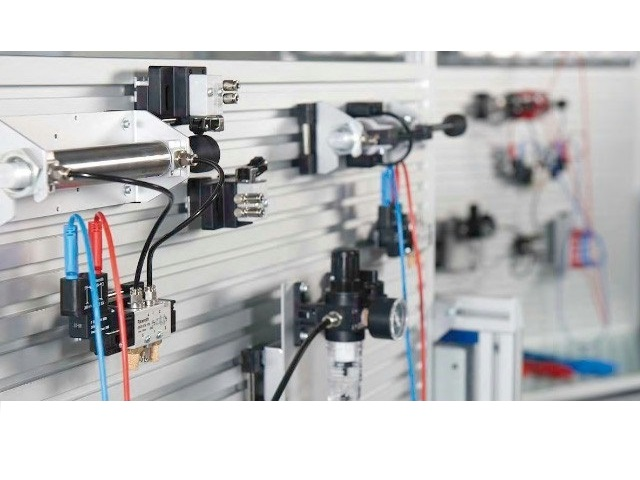 Pneumatic Automation Technology Course