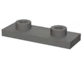 Two Bolt Standard Series Weld Plate