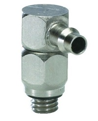 #10-32 Male to Barb Swivel - ST0 Series