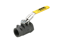Carbon Steel Ball Valve - Panel Mount - V502CS