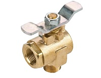 Brass Ball Valve - V590P