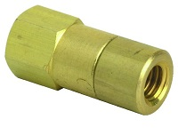 Check Valve, #10-32 Port, Medium Air