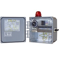 Aerobic Septic Control Panel - With Timer