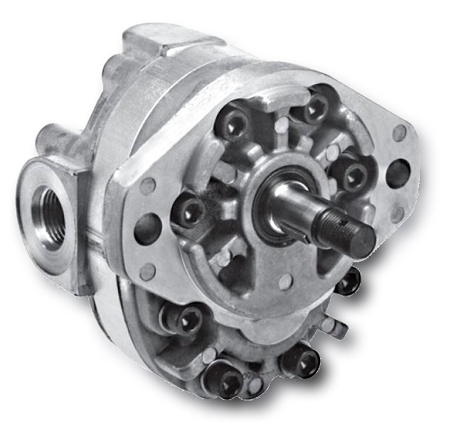 H90AA2B Fixed Displacement Gear Pump - Series H
