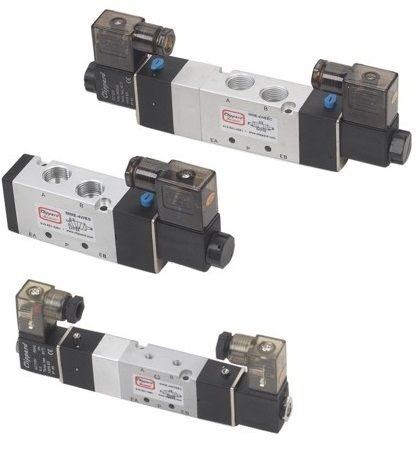 MME-3SDS-D110 Single Solenoid Valve - MME Series
