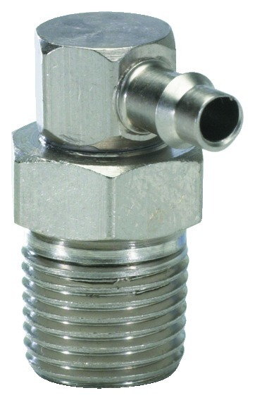 "SP0-4-PKG 1/8 "" NPT Male to Barb Swivel - SP0 Series"