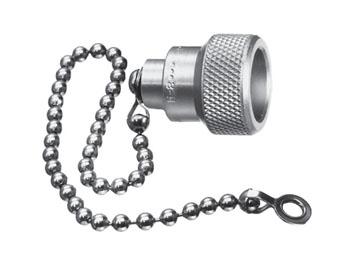 ADCH-12 H Series Nipple Dust Cap Aluminum