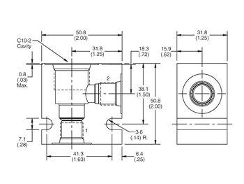 B10-4-A6T B10 Valve Body
