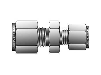 12-8 HBZ-B CPI Inch Tube Reducing Union - HBZ