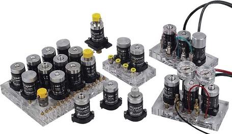 R-481-I Clippard Pneumatic Modular Valve