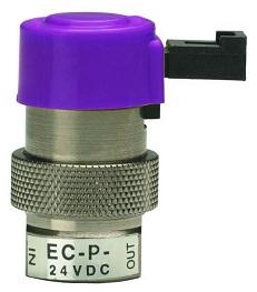"EC-PM-10-2550 0.025"" Pin Connector Manifold - EC Series"