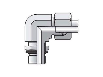 WEE28LMORCF EO/EO-2 90° Elbow, Adjustable - WEE-OR