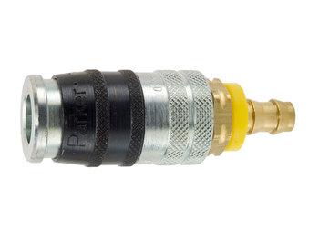 EZ-371-6PL E-z-mate Series Coupler - Push-lok Hose Barb