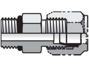 6 F5BU-SS Ferulok Straight F5BU