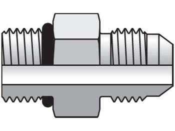 12-16 F5OX-S Triple-Lok 37° Straight F5OX