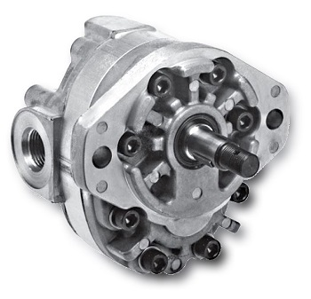 H49AA2A Fixed Displacement Gear Pump - Series H