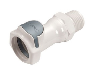 HFCD101235GHT In-Line Pipe Thread Body - HFC35 Series