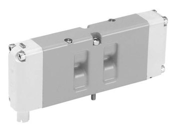 HB6VXBG023A H-ISO HB Series Double Solenoid 4-way 3-position Valve