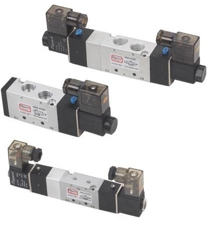 MME-3QDS-D012 Single Solenoid Valve - MME Series