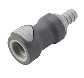NS4D17002 In-Line Hose Barb Body - NS4 Series