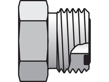20PNMLOS Seal-Lok ORFS Plug and Cap PNMLO