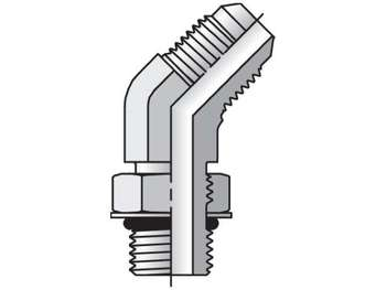 14 V5OX-S Triple-Lok 37° 45° Elbow V5OX
