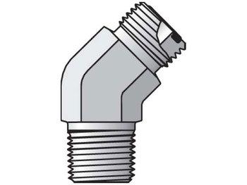 4 VLO-S Seal-Lok ORFS 45° Elbow VLO