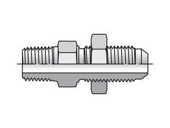 4 WFTX-WLN-S Triple-Lok 37° Straight WFTX