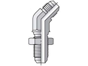 10 WNTX-S Triple-Lok 37° 45° Elbow WNTX