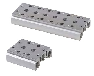MMM-34-08 Clippard Parallel Bar Manifolds